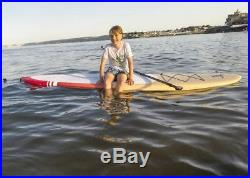 10'6 Hard Paddle Board SUP Not Inflatable Paddleboard For Flat Water And Surf