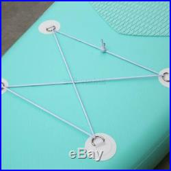 10FT Inflatable SUP Stand Up Paddle Board Float Paddle Adults & All Accessories