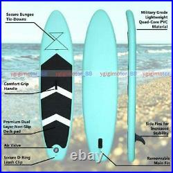 10FT Rapid Inflatable Stand Up Paddle SUP Board Surfing Surf Board Paddleboard