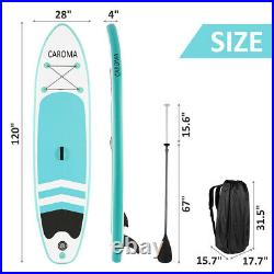 10FT SUP inflatable stand up surfing board soft surf paddle board Surfboard ISUP