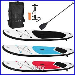 10Ft Sup Sports Inflatable Surfboard Stand-Up Paddle Board Set Float Longboard
