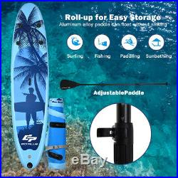 10ft/305cm Inflatable SUP Stand Up Paddle Board Beginner with Accessories