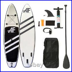 10ft 6 Paddleboard Inflatable Stand Up Paddle SUP Board Surfboard Kayak Surfing