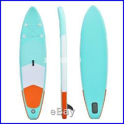 10ft Inflatable Stand Up Paddle Board SUP Surfboard All Around with complete kit