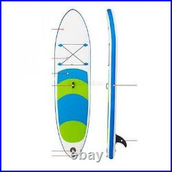 10ft Inflatable Surfboard Stand-Up Paddle Board Surf board Float for Adult DHL