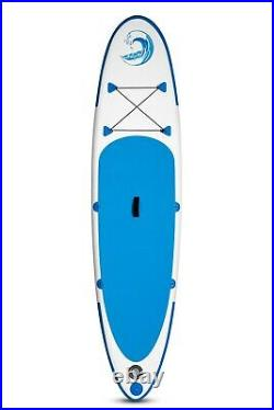 10ft Premium SUP Stand Up Paddleboard INFLATABLE PADDLE BOARD + ACCESSORIES
