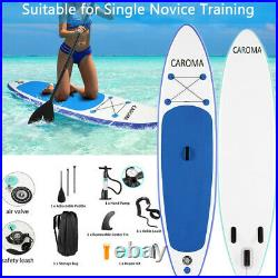 11FT Inflatable Paddle Board SUP Stand Up Paddleboard Surfing surf Board kayak A