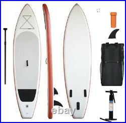 11ft inflatable Paddle Board SUP Stand Up Paddleboard & accessories