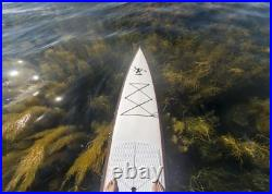 12' 6 Carbon Fiber Race SUP Paddle Board Full Carbon Fibre Not Inflatable