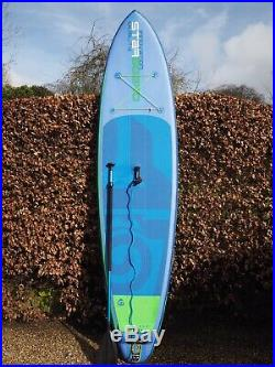 2017 Starboard Atlas Inflatable Stand Up Paddle board SUP 12 X 33 X 4.75