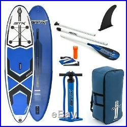 2019 Stx 10'6 X 32 Freeride Inflatable Stand Up Paddle Board