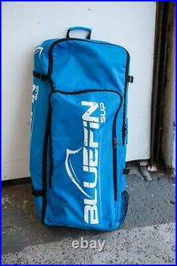 2020 Bluefin 12 SUP Inflatable Paddle Board Package + Kayak Kit Used Once