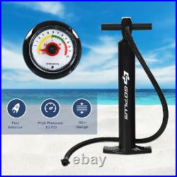 297x76x15CM Inflatable Stand Up Paddle Board Surfboard Surfing ISUP Water PVC