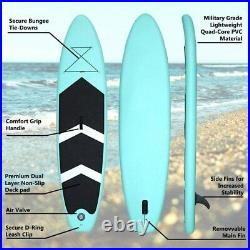 3.2M Inflatable Paddle Board SUP Stand Up Paddleboard & Accessories Set 10.6FT