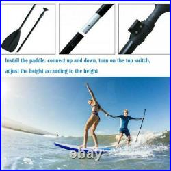 3.2m Paddle Board Stand Up SUP Inflatable Paddleboard Pump Kayak Adult Beginner