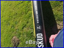 9'10 x 332 x 15cm TIKI skud + Accessories pack. Inflatable SUP Paddle Board