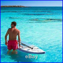 9-10FT Inflatable Paddle Board SUP Stand Up Paddleboard w Accessories 4 Models
