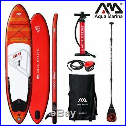 AQUA MARINA ATLAS Monster SUP inflatable Stand Up Paddle Surfboard Modell 2019 B