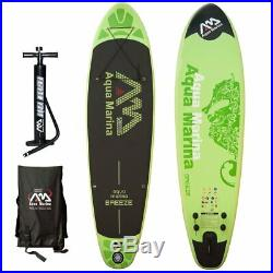 AQUA MARINA Breeze SUP inflatable Stand Up Paddle Surfboard Modell 2018 Board