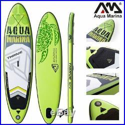 AQUA MARINA THRIVE 2019 SUP Board inflatable Stand Up Paddle Surfboard Paddel