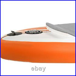 AREBOS Stand Up Paddle SUP Board Paddling Surfboard inflatable with paddle 300cm