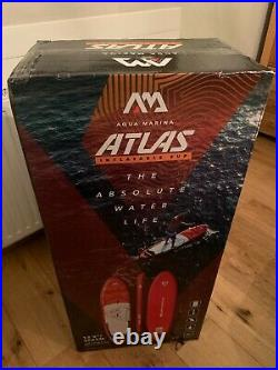 Aqua Marina Atlas Inflatable Stand Up Paddleboard SUP Brand New