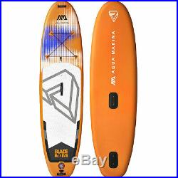 Aqua Marina Blade Board Sup-Set Windsurfing Stand Up Paddle Isup Inflatable Surf