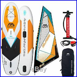 Aqua Marina Blade Windsurf SUP-Set Stand Up Paddle Inflatable aufblasbar Surf