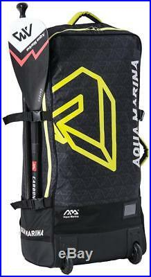 Aqua Marina Boardbag 2.0 with Rolls Inflatable Isup Stand up Paddle Sup