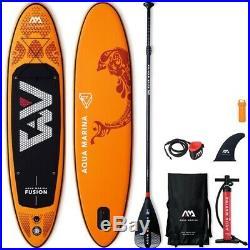 Aqua Marina Fusion 10'4 All Round Inflatable Stand up Paddle Board (iSUP)