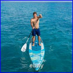 Aqua Marina Hyper 12'6 Inflatable Stand up Paddle Board with CARBON PADDLE
