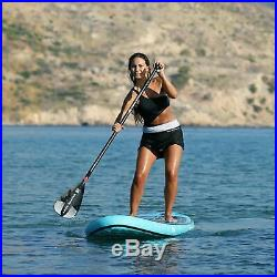 Aqua Marina Inflatable Paddle Board SUP 9FT Stand Up with Paddle, Pump etc 2019