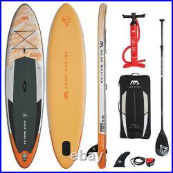 Aqua Marina Magma 11'2 Inflatable Stand Up Paddle Board iSUP 2021