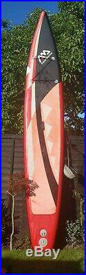 Aqua Marina Race iSUP 140 14 x 30 x 6 inflatable Stand up Paddle Board UK