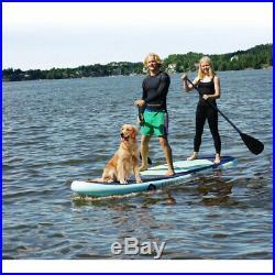 Aqua Marina Super Trip 12.2 Family Inflatable Stand up Paddle Board (iSUP)