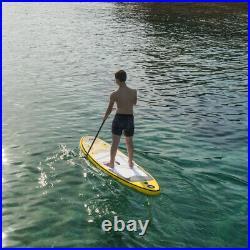 Aqua Marina Vibrant Youth 8'0 Inflatable Stand up Paddle Board