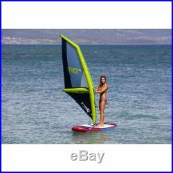 Arrows iRIG One Aufblasbares Windsurf Rigg inflatable SUP Segel XS, M & L 2019