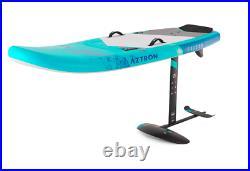 Aztron Falcon Air 7'6 Inflatable Foil Board Wingsurf Foil, SUP foil