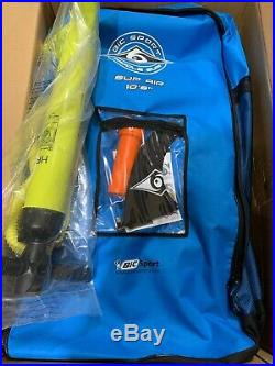 BIC Inflatable SUP 10'6 Ex Showroom-still in its box. With pump, fin & bag