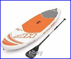 Bestway Hydro-Force Aqua Journey Inflatable SUP Stand Up Paddle Board with Carry