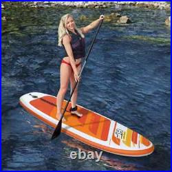 Bestway Hydro-Force Aqua Journey Set Inflatable SUP Stand Up Paddle Board