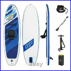 Bestway Hydro-Force Oceana Inflatable Stand Up Paddle Board 10ft SUP/ Canoe