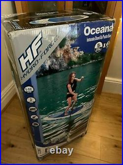 Bestway Hydro-Force Oceana SUP Inflatable Stand Up Paddleboard Used