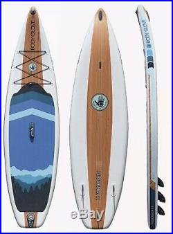 Body Glove Performer 11ft Inflatable Stand Up Paddle Board With All Accessories