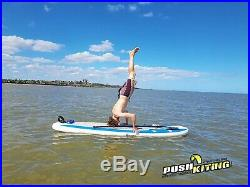 Circle One Inflatable Stand up paddle Board 10 6 x 34 x 6 Volume 310 L