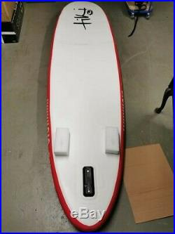 EX DISPLAY Tiki 106 Stowaway Classic Inflatable SUP Package iSUP Paddleboard