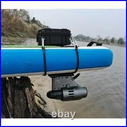 Electric Motor Power Fin SUP BOARD Propeller Inflatable Paddle battery box