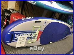 Ex Display Jobe Venta Inflatable Wind Sup Board + Sail 2019 Rrp £1149.99