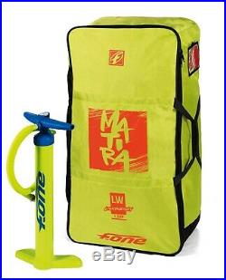 F-one Matira Lightweight Inflatable Sup Package 11ft6