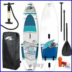 F2 Cruise Windsurf HFT SUP-Set Stand UP Paddle Board Paddel Inflatable Surfboard